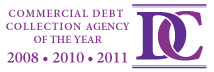 Debt Collection Agency of the year 2008 | 2010 | 2011